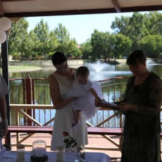 Civil Celebrant Baby Naming Ceremony in Perth WA