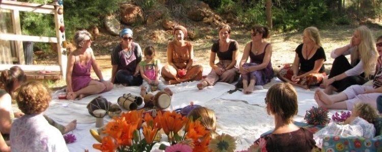 Bridal Blessing Circles