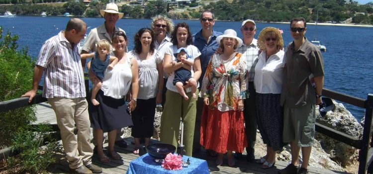 Name-Giving & Blessing Ceremony at Blackwall Reach Lookout